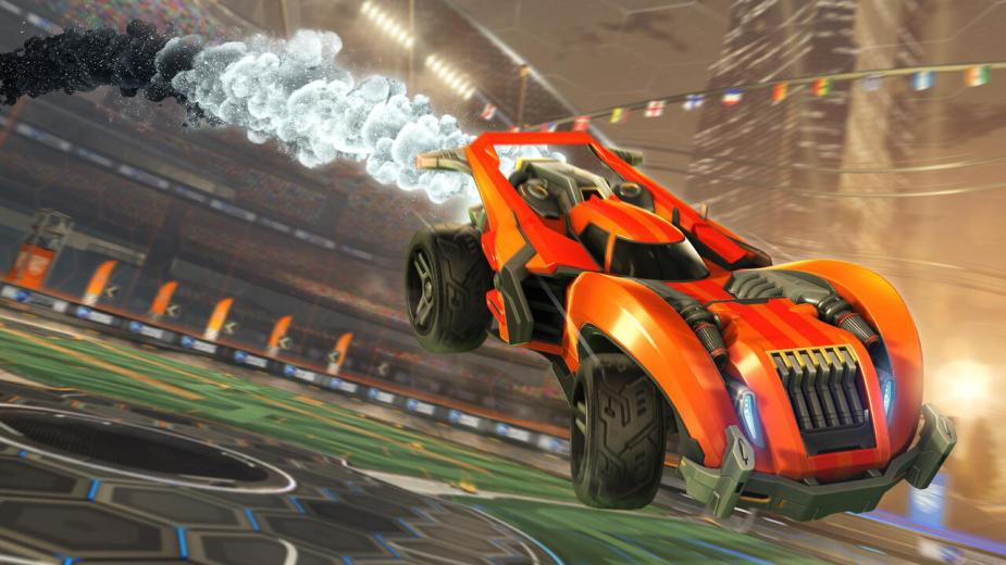 Quelle: PSYONIX - Faded Cosmos Boost