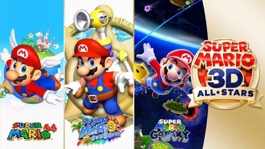 Quelle: Nintendo - Super Mario 3D All-Stars