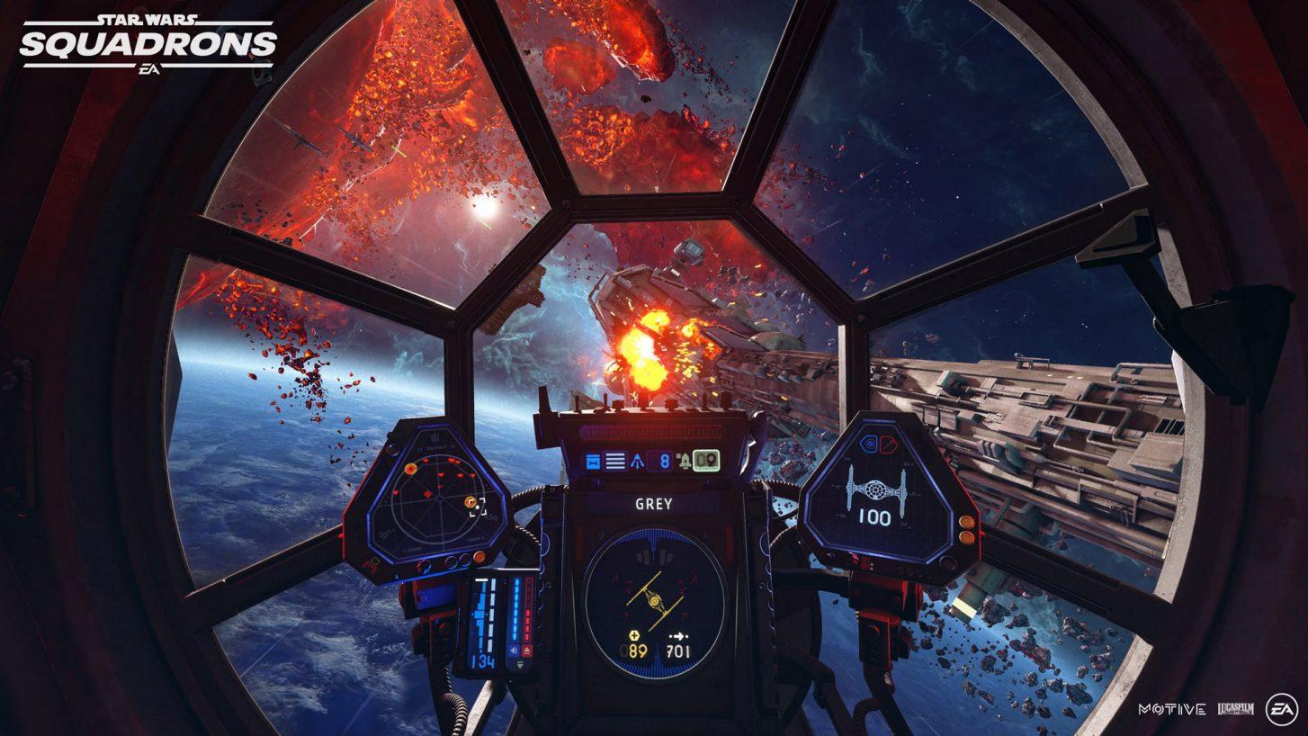 Quelle: EA - Star Wars: Squadrons