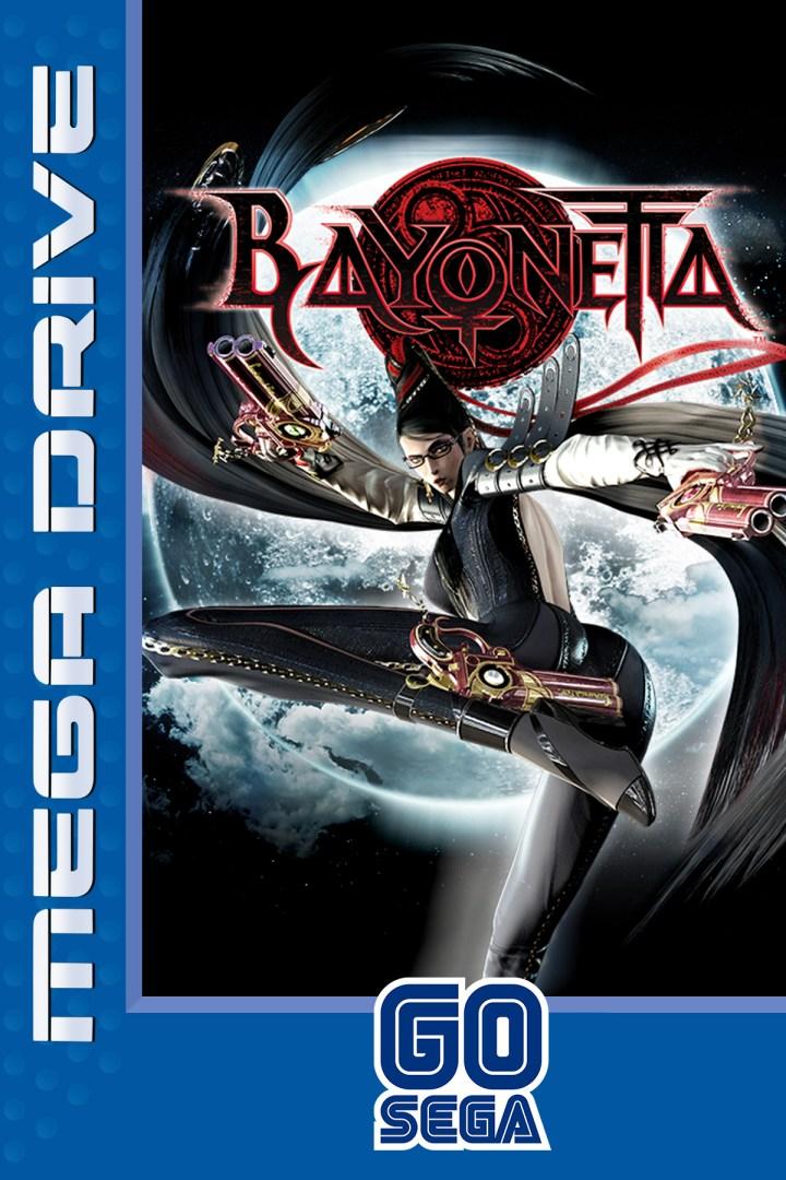 Quelle: SEGA - Bayonetta (2009) MEGA DRIVE