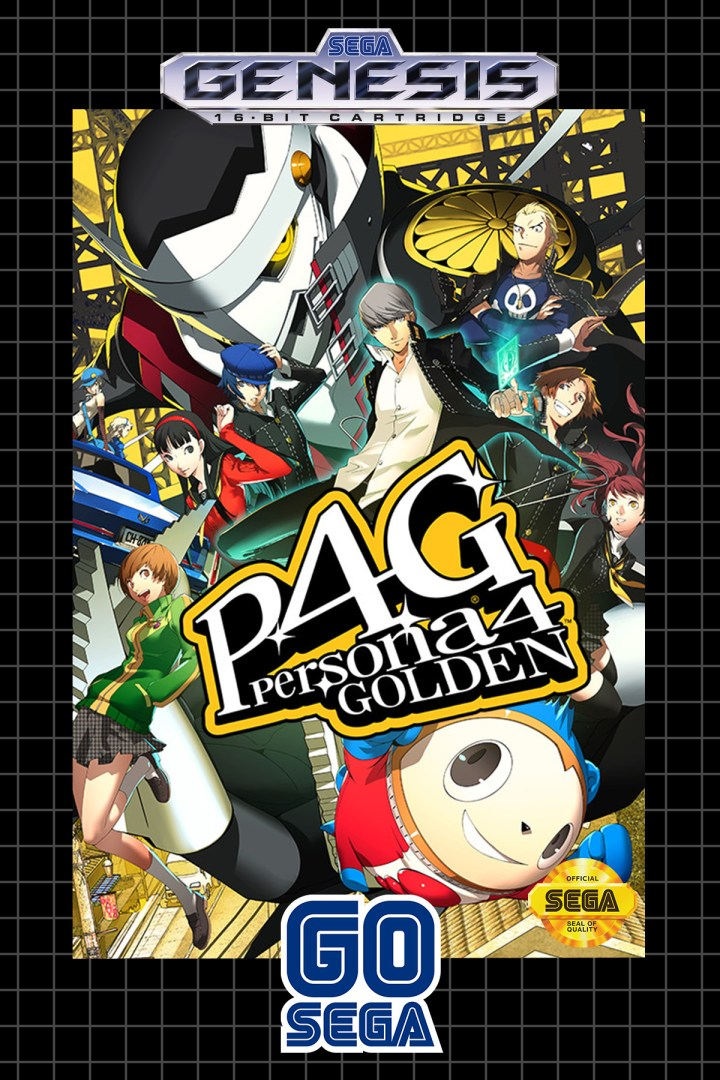 Quelle: SEGA - Persona 4 Golden (2020) GENESIS
