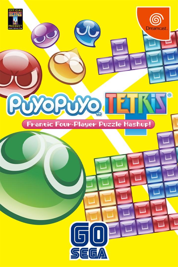 Quelle: SEGA - Puyo Puyo Tetris (2018) DREAMCAST