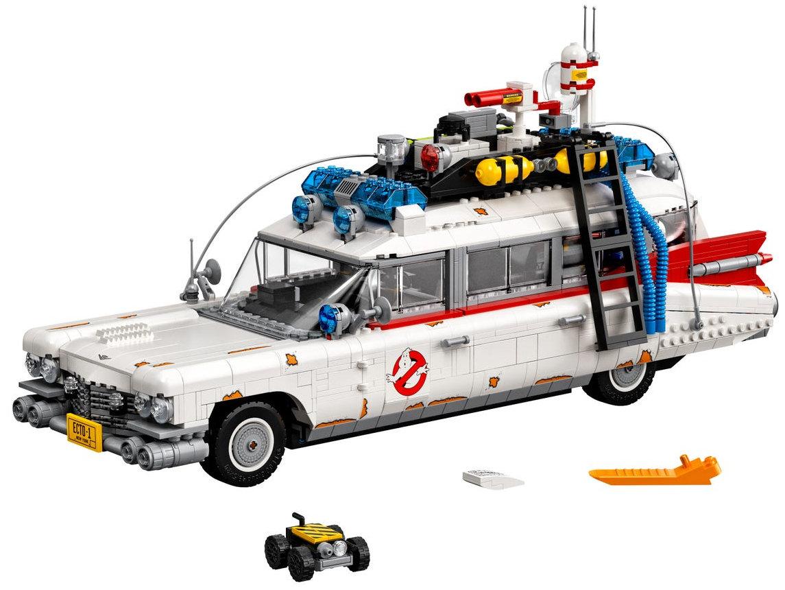 Quelle: LEGO - Ghostbusters ECTO 1 (10274)