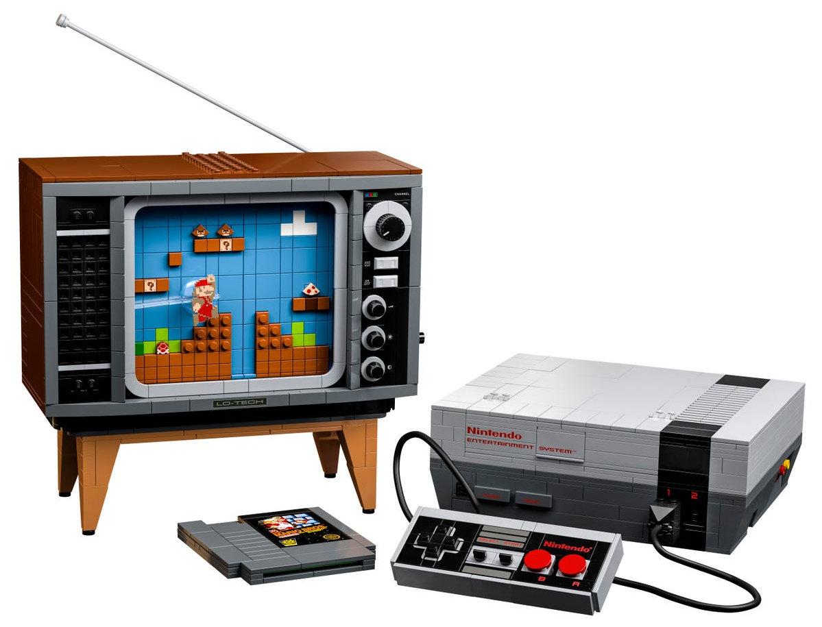 Quelle: LEGO - Nintendo Entertainment System (71374)