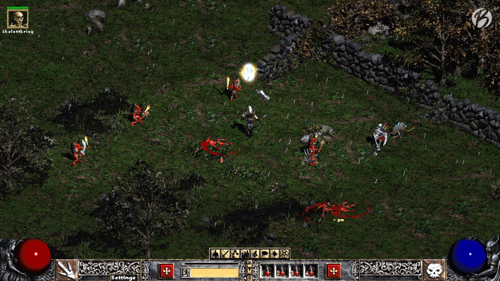 Project Diablo 2 - Totenbeschwörer im Blutmoor