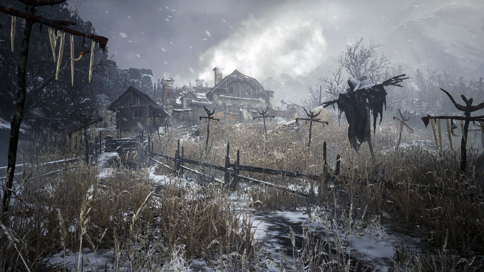 Quelle: Capcom - Resident Evil Village - Willkommen im Nirgendwo!