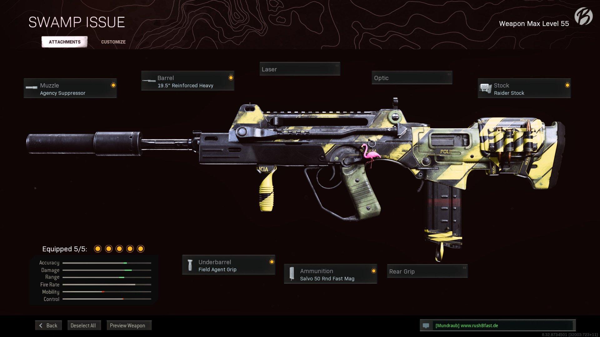 Call of Duty Warzone - Cold War Season 2 - FFAR 1
