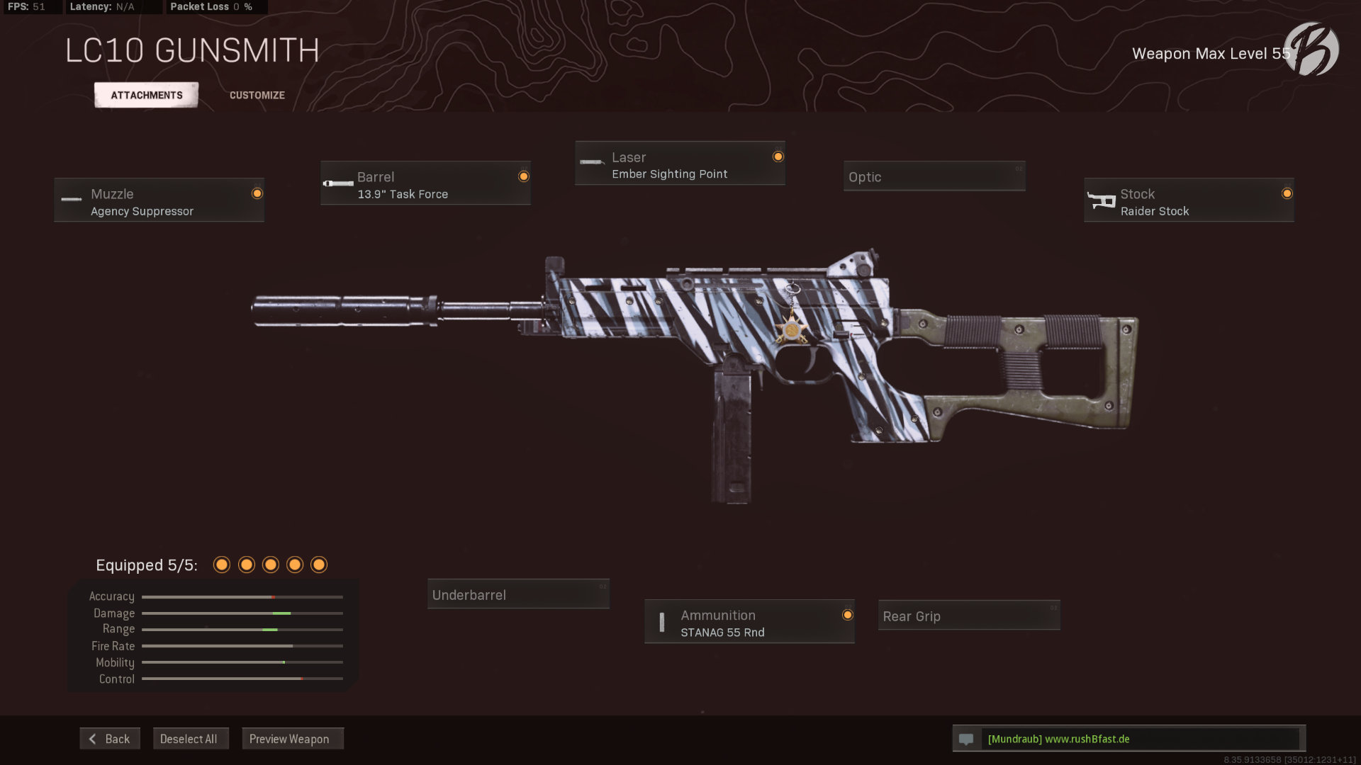 Call of Duty Warzone - Cold War Season 3 - LC10