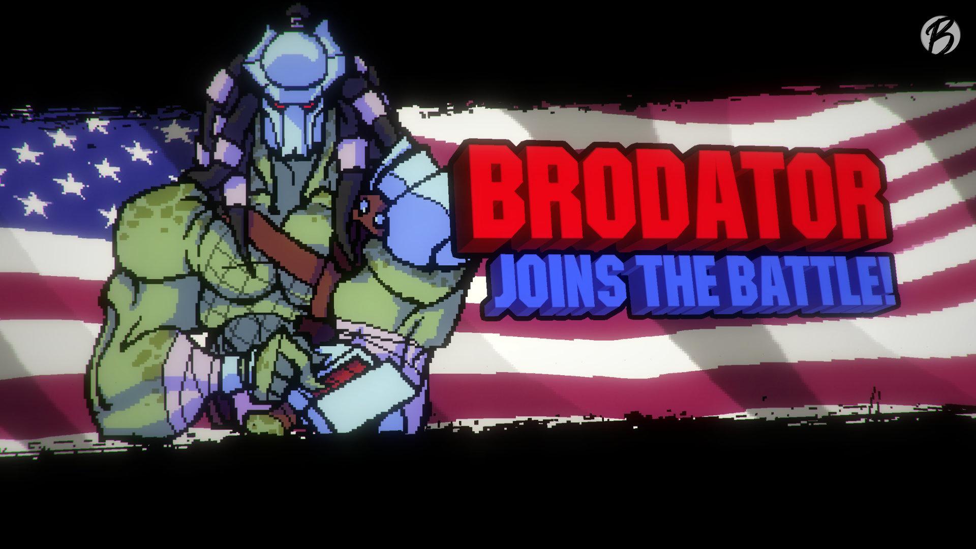 Broforce - Die Charaktere sind super ausgearbeitet.