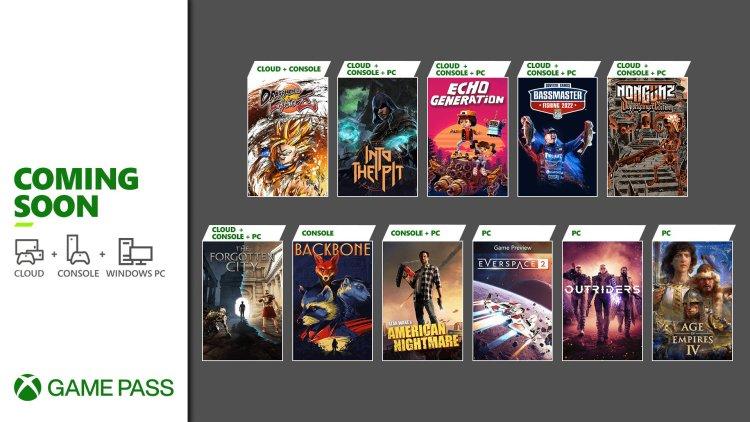Quelle: Microsoft - Xbox Game Pass Ende Oktober 2021