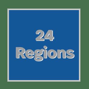 24 Regions