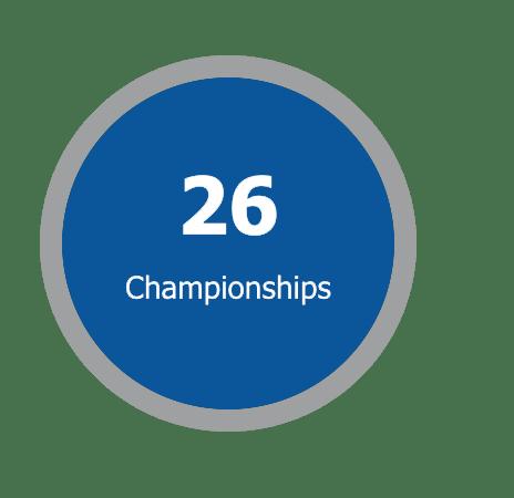 26 Championship NAIA