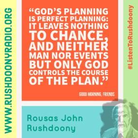 Rushdoony Quote 111