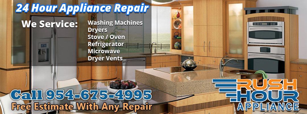Appliance Repair Parkland