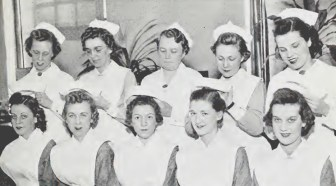 Class of 1941, Presbyterian Hospital School of Nursing