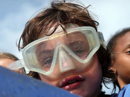 Kids Scuba Diving