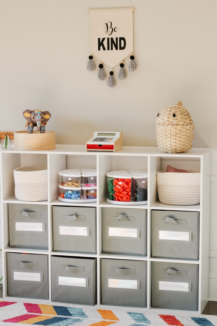 Guide for Organizing Kids Playroom