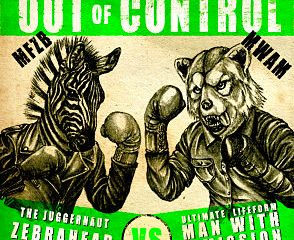 Zebrahead/Man With A Mission - Out Of Control EP Review