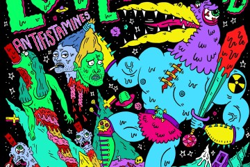 Love Buzzard - Antifistamines Album Review