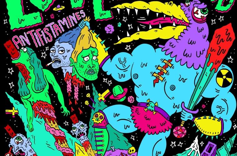 Love Buzzard - Antifistamines Album Review