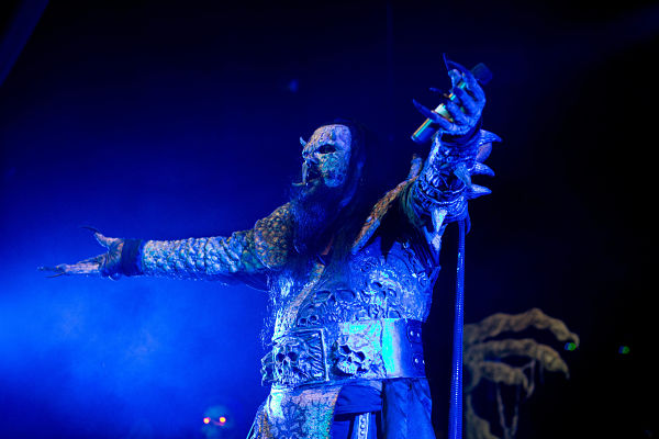 Lordi Newcastle Live Review 1