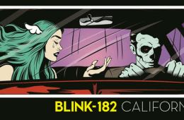Blink 182 California