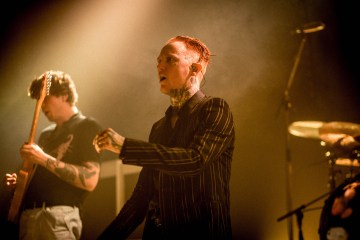 Frank Carter & The Rattlesnakes (5 of 9)