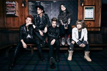 Crossfaith and Bury Tomorrow Newcastle 2017