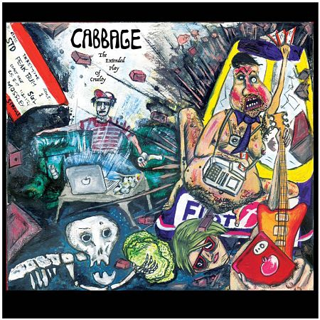 Cabbage The Extended Play of Cruelty EP review