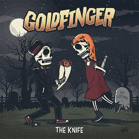 Golfinger The Knife album review