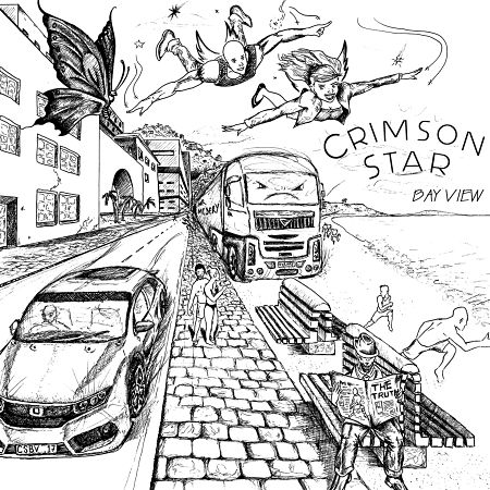 CRIMSON STAR - BAY VIEW album review