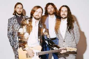 J. Roddy Walston & The Business - Destroyers of the Soft Life – (ATO Records)