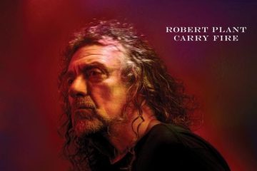 Robert Plant - Carry Fire (Nonesuch/Warner Bros. Records)