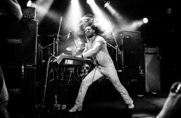 Andrew W.K. corner house richmond melbourne gig review