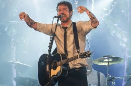 Frank Turner Be More Kind Tour