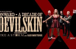 Devilskin gig review Wellington The Hunter Lounge