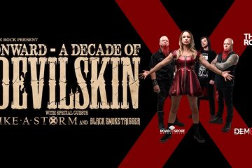 Devilskin gig review Wellington The Hunter Lounge
