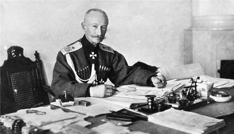 Aleksei Brusilov