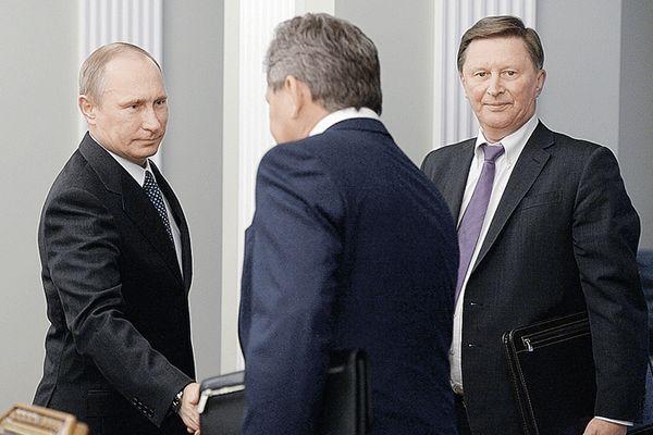 Президент РФ В.Путин провел совещание с членами Совбеза РФ