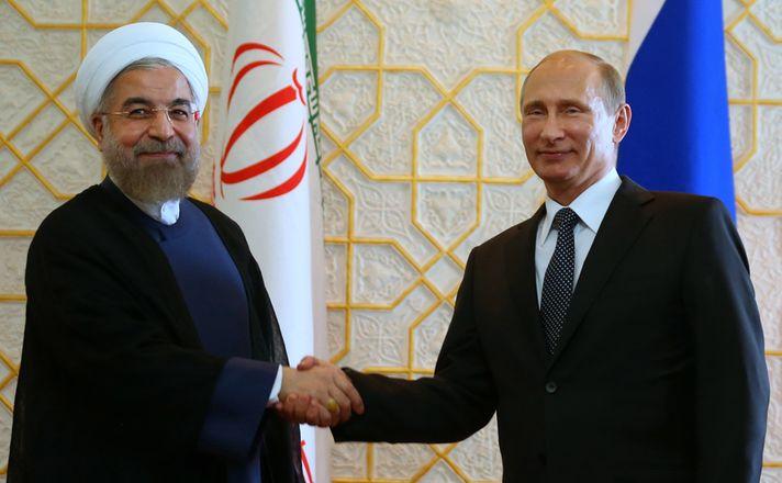 Заседание Совета глав государств-членов ШОС в Душанбе