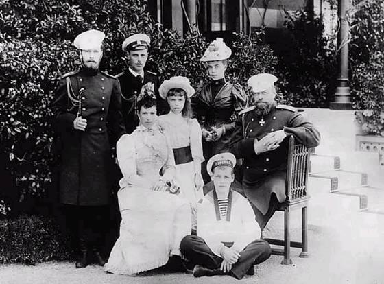 Чудесное спасение Государя Александра III с семьей в ...