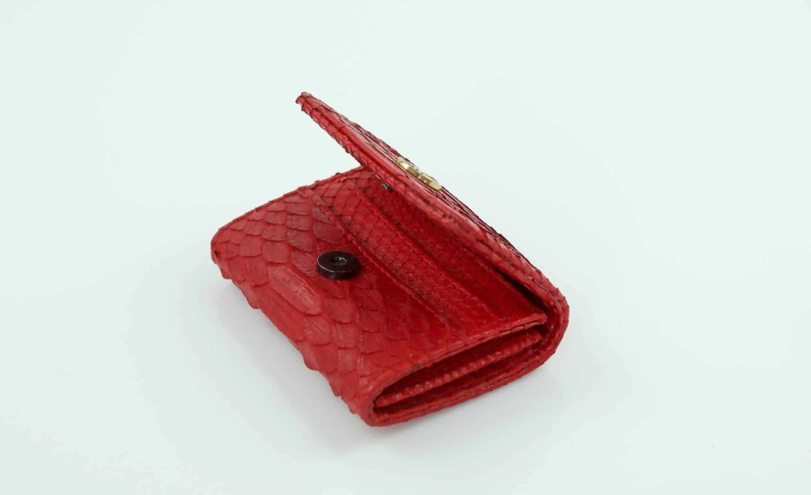 2.3 red Mini wallet  scaled