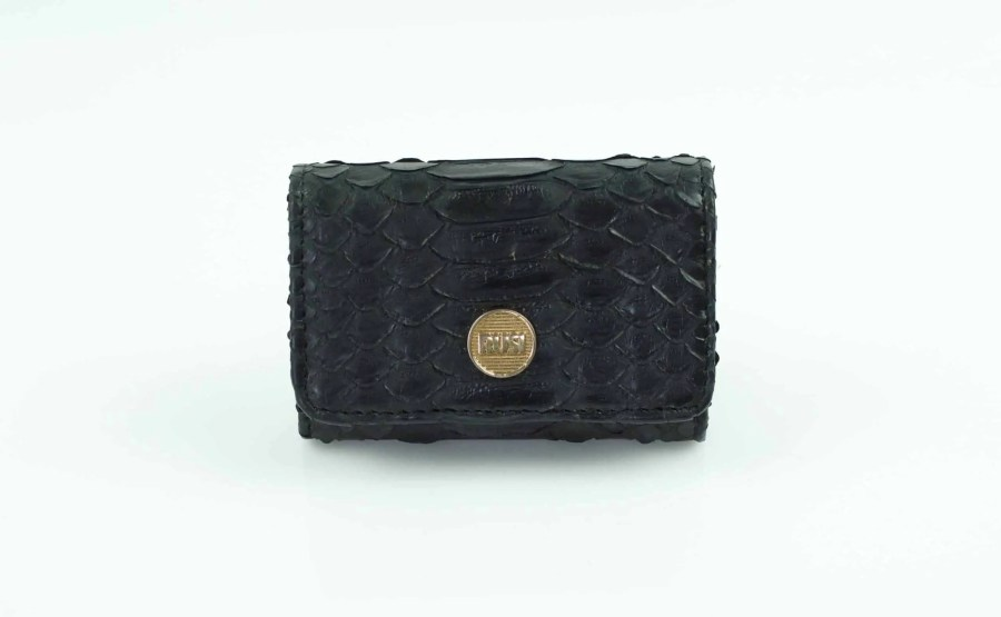 6.1 Black Mini Wallet scaled