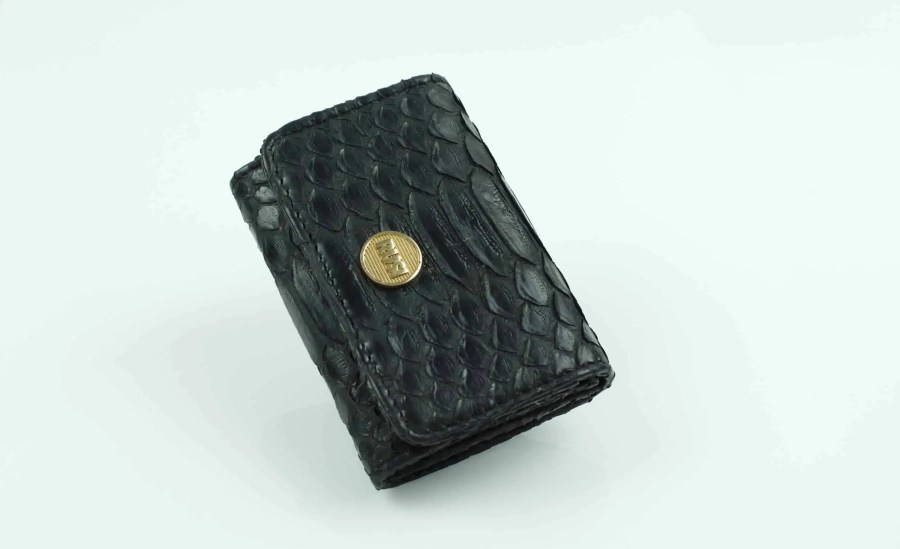 6.2 Black Mini Wallet scaled