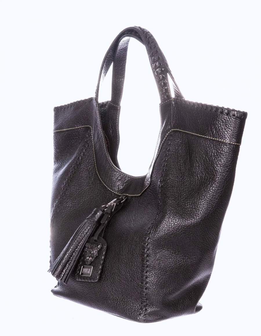 Black Sara bag side 1.1  scaled