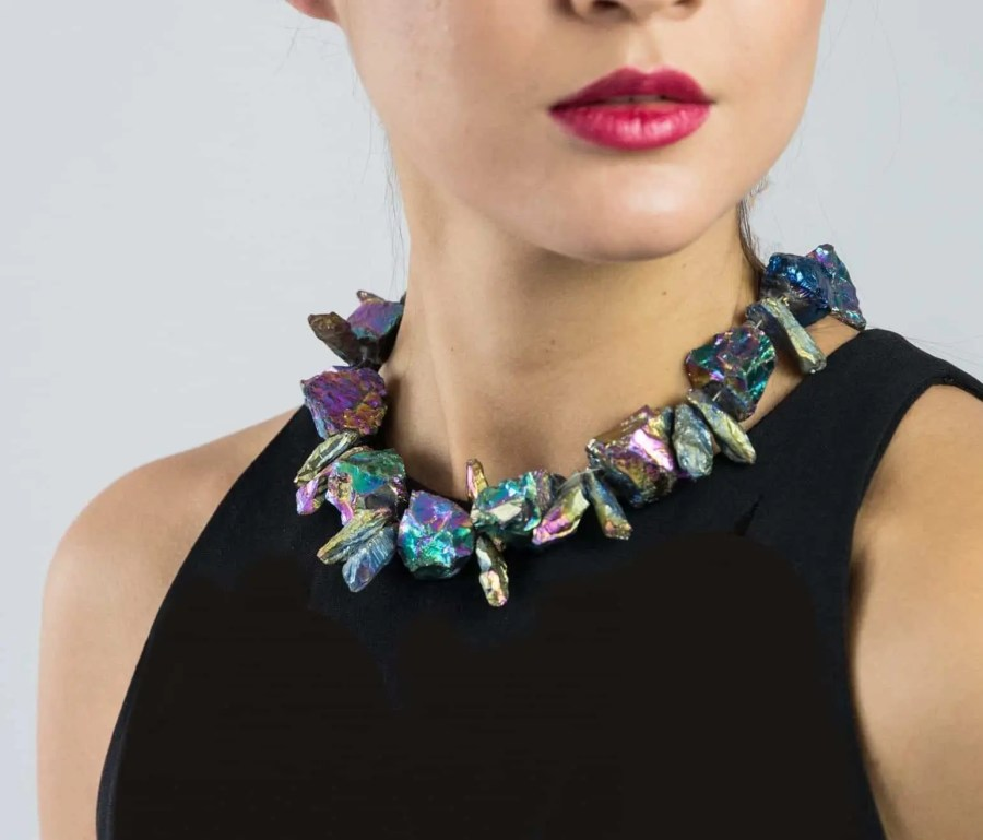 Necklace by RusiDesigns