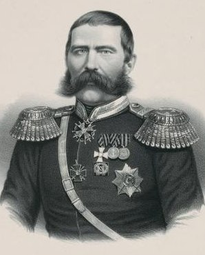 Яков Петрович Бакланов