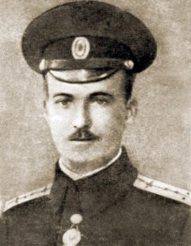 Штабс-капитан Пётр Николаевич Нестеров, лётчик, авиаконструктор