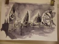 zachary-merle-watercolour-sketch-of-london-buildings