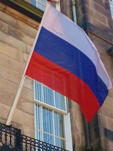 Ruslands flag